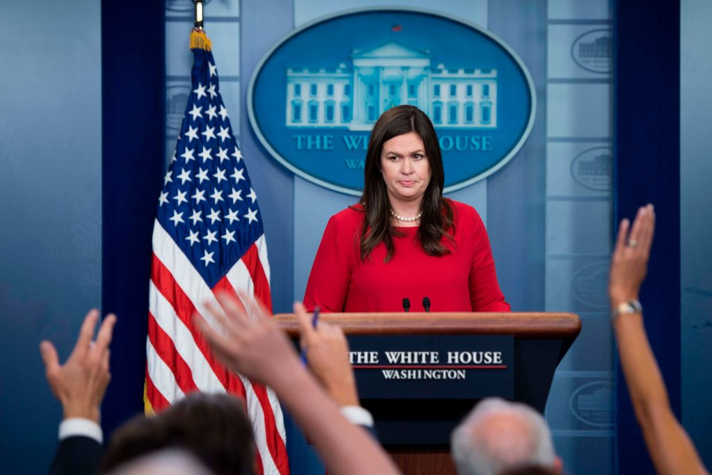 Photo of White House Press Briefing: Live Coverage