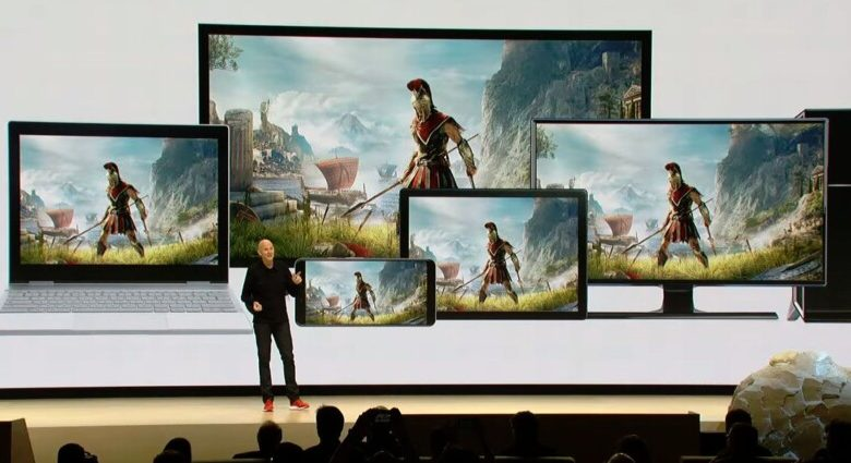 Google unveils new video game streaming platform Stadia