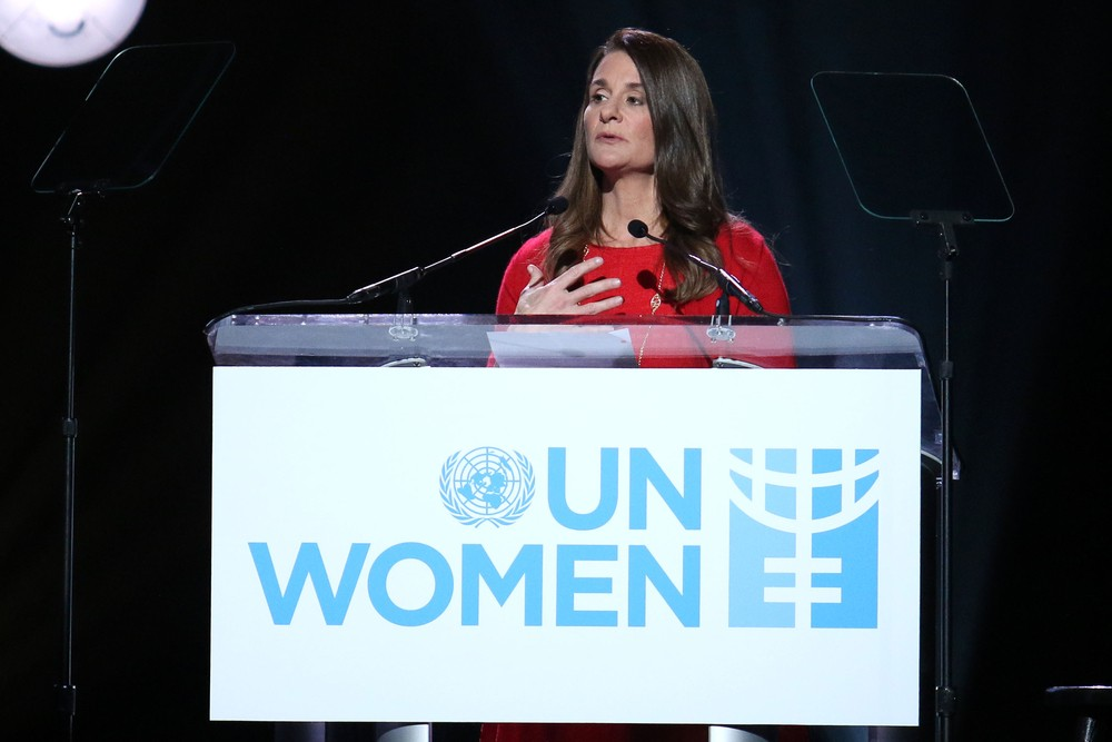 Photo of Melinda Gates Commits 50 Million Towards Advancing Women in Tech