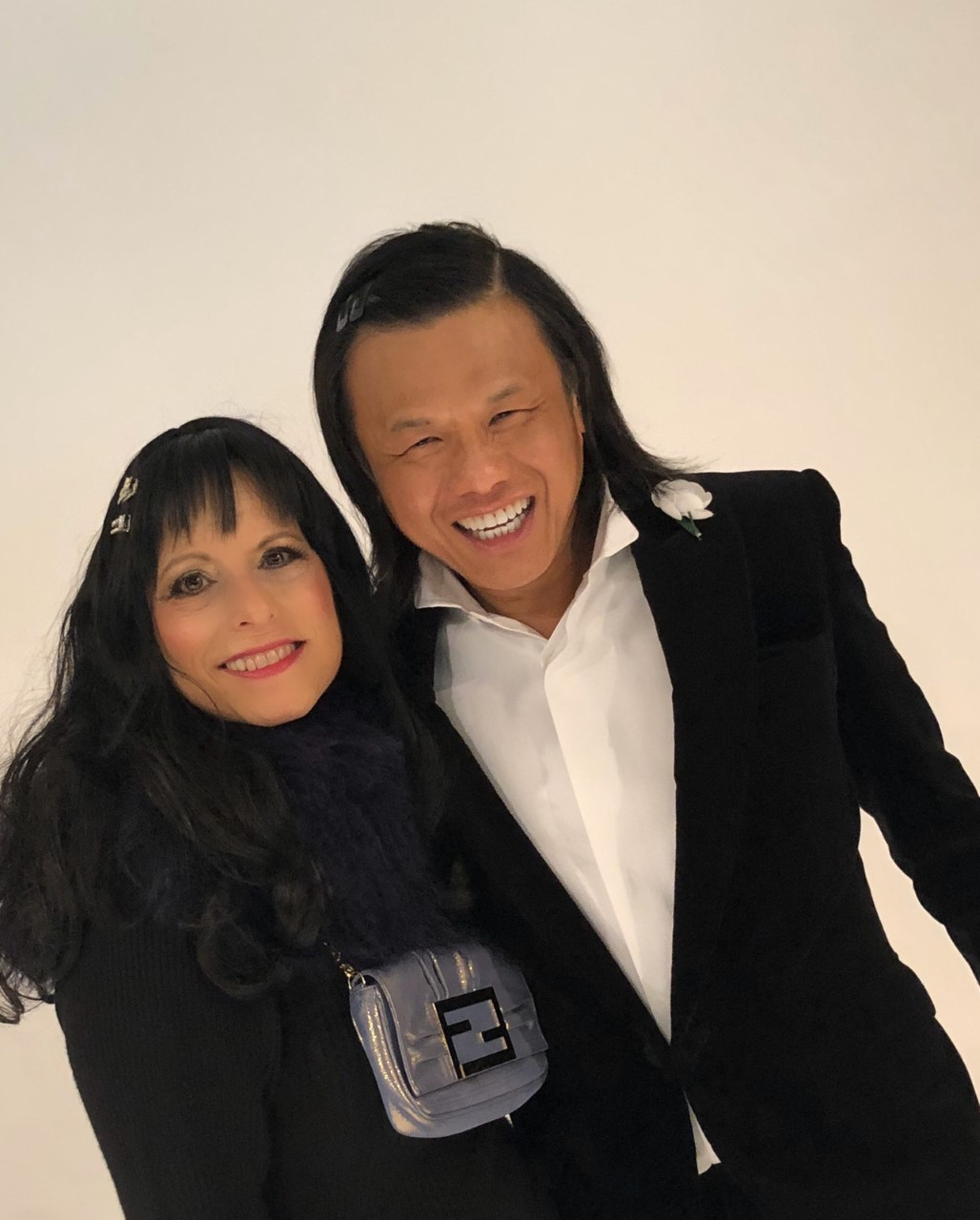 Photo of Cindy on Style: 'Trump Designer' Zang Toi Takes Us Backstage At NYFW