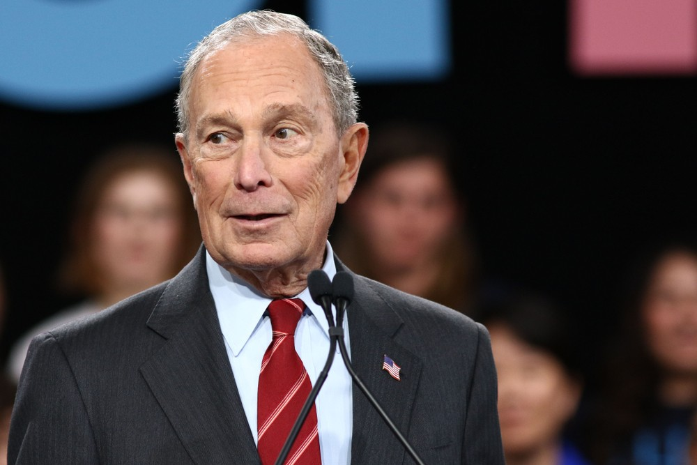 Photo of Bloomberg Looking to 'Meme' His Way to the White House
