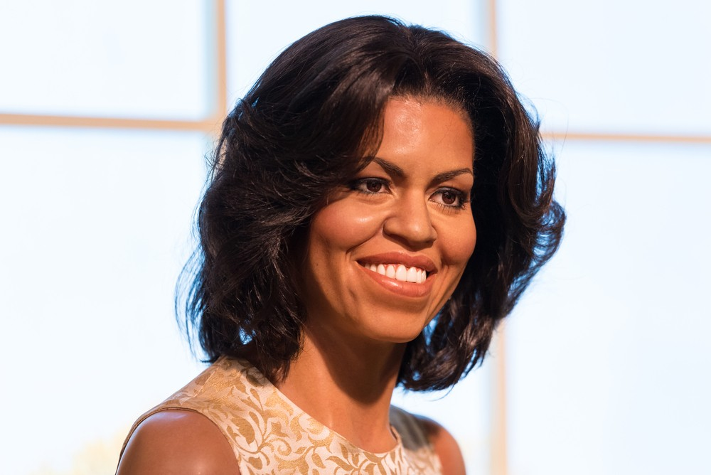 Photo of San Francisco Area School to Be Renamed in Honor of Michelle Obama