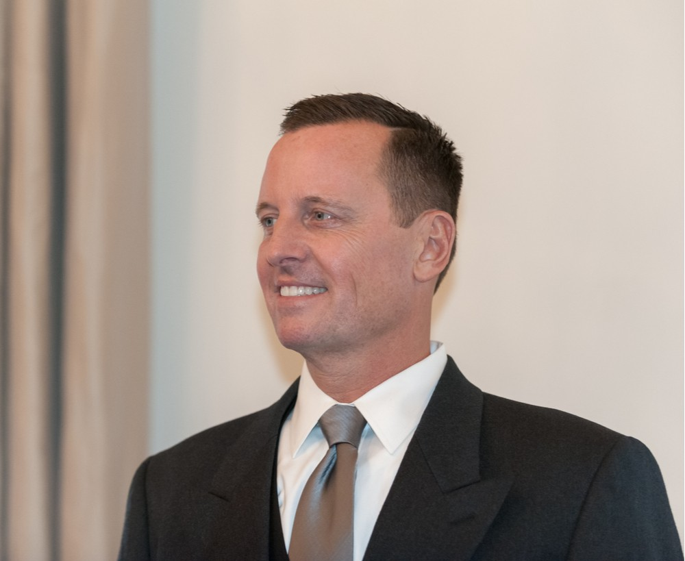 Photo of Richard Grenell Appointed as National Intelligence Director