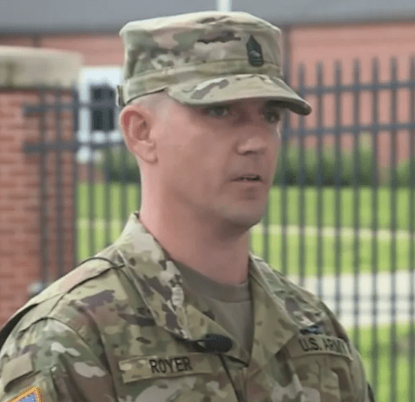 Photo of Kansas Soldier Saves Countless Lives by Stopping Active Shooter