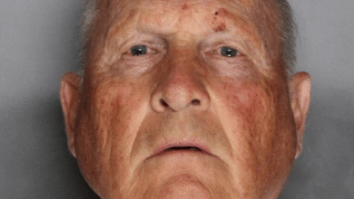 Photo of Former Cop Confesses He's the Infamous Golden State Killer