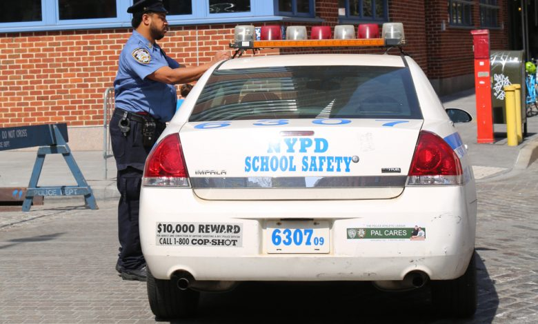nypd keeps schools safe