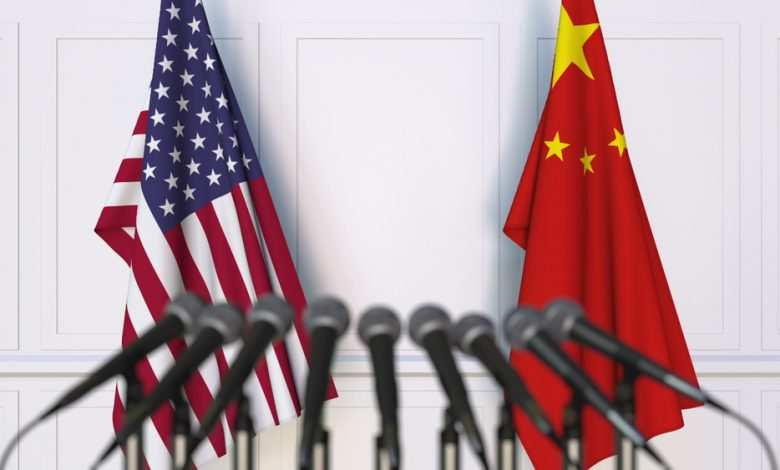 Consulate War Between US and China