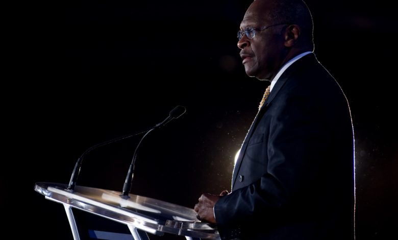 herman cain has died from complications caused by the cornavirus coronavirus