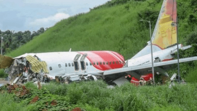 Photo of 18 Dead and 123 Injured After Air India Plane Crash
