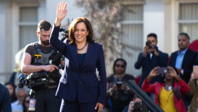 Photo of Kamala Harris is Chosen as Biden's Running Mate