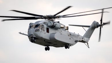 Photo of Garrett Murch: Is the CH-53K Program Too Big to Fail or Too Big to Succeed?