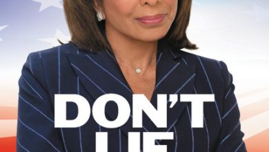 Photo of Cindy Grosz: Judge Jeanine's Don't Lie To Me is a MUST READ!