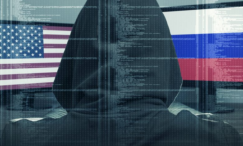 Hackers from Russia working on a cyber attack on USA