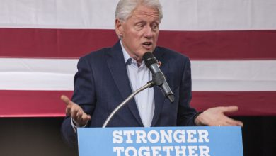 Photo of Bill Clinton Met With Ghislaine Maxwell for 'Intimate Dinner'