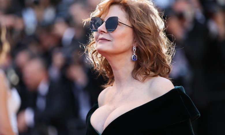 "Photo of Eating Their Own: Liberals Go After ""Bernie Girl"" Susan Sarandon"
