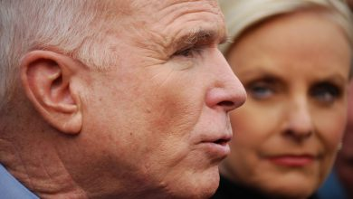 Photo of Cindy McCain, Wife of Former GOP Presidential Candidate John McCain to Endorse Biden
