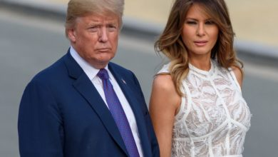 "Photo of Melania Trump: Serving as First Lady Has Been ""The Greatest Honor of My Life"""