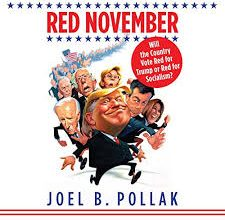 "Photo of Cindy Grosz: Exclusive Interview with Joel Pollak, Author of ""Red November"""