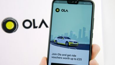 Photo of Taxi App Ola Banned in London