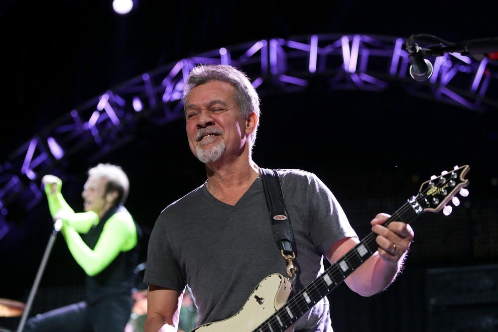 Legend Passes Away: Eddie Van Halen Dead at 65 ...