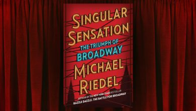 Photo of Cindy Grosz: Michael Riedel's New Book Singular Sensation is a Blockbuster