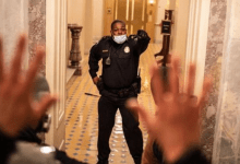 Photo of Congress Proposes Bill to Award Medal to Capitol Police Officer for Luring Rioters Away