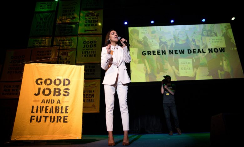 Texas and the Green New Deal