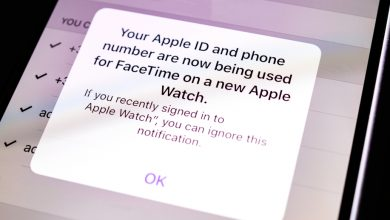 Photo of What to Do if Your Apple ID and Phone Number Are Being Used on Another Device