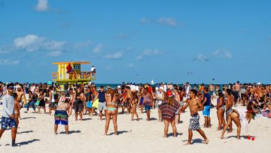 Photo of Miami Declares State of Emergency, Sets Curfews as Spring Break Crowds Surge